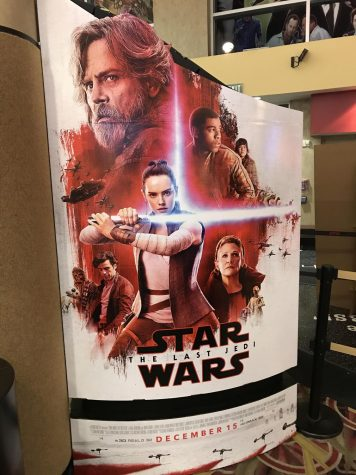 The Last Jedi: A New Story In A Galaxy Far Far Away